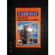 EXBRAYAT - IMOGENE ESTI DATA NAIBII!