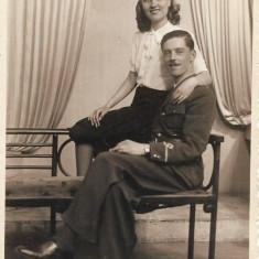 Fotografie ofiter roman aviatie 1942 Constanta