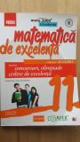 Matematica de excelenta 1 clasa a 11-a - Vasile Pop, Dana Heuberger