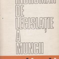 Indrumar de legislatie a muncii