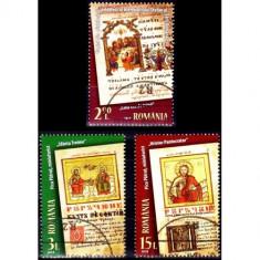 2018 - Miniaturisti in arta bisericeasca, serie stampilata