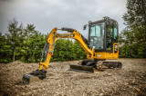 Mini excavator : Cat 301.8
