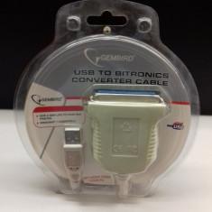 Cablu adaptor Imprimanta USB La IEEE1284/LPT