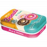 Cutie metalica cu bomboane - Donuts