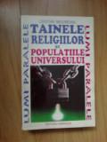 D8 Tainele religiilor si populatiile universului - Cristian Negureanu