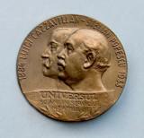 Medalie Ziarul Universul – Aniversarea a 50 de ani in serviciul neamului 1933