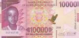 Bancnota Guineea 10.000 Franci 2018 (2019) - PNew UNC
