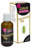 Afrodisiac Spanish Fly Women GOLD Strong 30ml