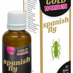 Afrodisiac Spanish Fly Women GOLD Strong 30ml