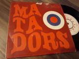 VINIL THE MATADORS-THE MATADORS DISC SUPRAPHON 1967 STARE FB