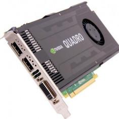 Placa video second hand NVIDIA Quadro K4000, 3GB GDDR5 192-bit