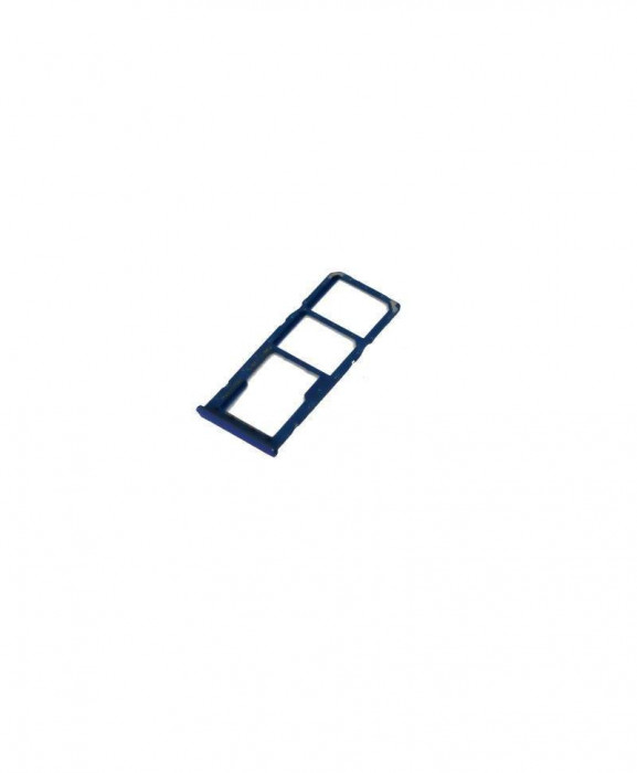Suport Sim Samsung Galaxy A50, SM A505F Albastru Dual Sim