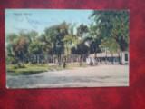 1928-C.P.circ.-Lacu Sarat-stamp.BALNEARA-Lacu Sarat