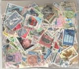 BELGIA 3.Lot peste 300 buc. timbre stampilate+1 buc. colita