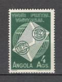 Angola.1949 75 ani UPU  DX.8