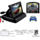 Monitor Display 4.3 LCD + Camera Auto Marsarier 12 Led - 40