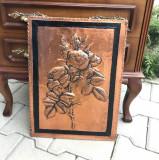 Cumpara ieftin Tablou din Cupru model Floral
