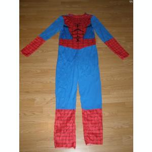 costum carnaval serbare spiderman pentru copii de 10-11 ani