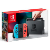 Consola NINTENDO Switch (Joy-Con Neon Red/Blue) Modabila