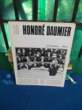 CONSTANTIN SUTER - HONORE DAUMIER , CABINETUL DE STAMPE , 1980
