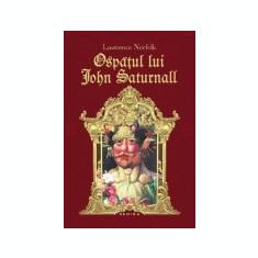 Ospatul lui John Saturnall