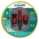 Kit furtun pentru gradina SimpleFIT 12.5mm (1/2'') x 20m