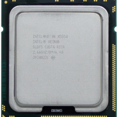 Procesor server Intel Xeon QUAD X5550 SLBF5 2.66Ghz 8M SKT 1366