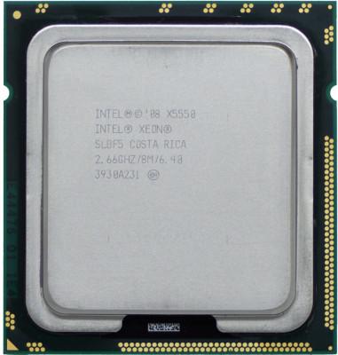 Procesor server Intel Xeon QUAD X5550 SLBF5 2.66Ghz 8M SKT 1366 foto