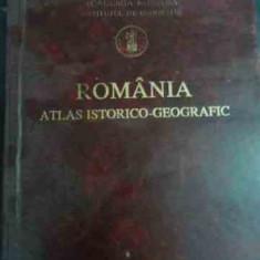 Romania Atlas Istorico-geografic - Colectiv ,542811
