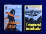 Cărți HEATHER MORRIS- Tatuatorul de la Auschwitz și Călătoria Cilkăi (2 vol.)