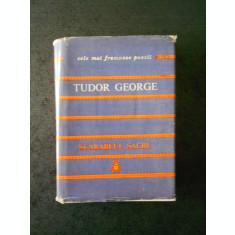TUDOR GEORGE - SCARABEUL SACRU (Cele mai frumoase poezii)