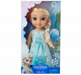 Papusa Frozen toddler Elsa