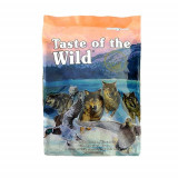 Cumpara ieftin Taste Of The Wild Wetlands 13 kg + cadou 1 x ulei somon dr Bute 250 ml