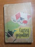 cartea gospodinei 1960