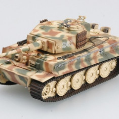 Macheta Easy Model Tiger 1 (late production) -Schwere SS Pz.Abt.102, 1944, Normandy, Tiger 242 1:72