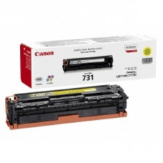 Reumplere cartus Canon CRG-731Y LBP-7100 LBP-7110 Yellow