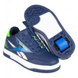 Heelys X Reebok CL Court Low Vector Navy/Blue/Solar Green/White, 31 - 35
