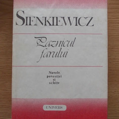 SIENKIEWICZ-PAZNICUL FARULUI-CARTONATA-R5B