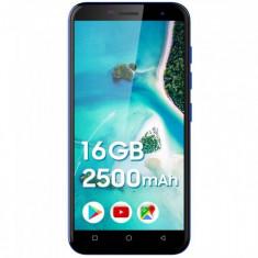 Telefon mobil iHunt Like 7 16GB 2GB RAM Android 9 Blue