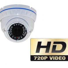 Camera Video Dome Supraveghere Exterior HD-CVI