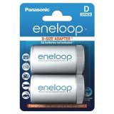 Adaptor Panasonic eneloop R20 D de la R6 AA 2 Bucati / Set
