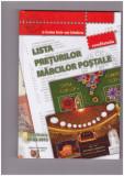 Lista preturilot marcilor postale 2013