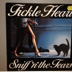 Fickle Heart – Sniff'n'The Tears (1978/Chiswick/RFG) - Vinil/Vinyl/Impecabil