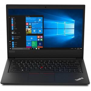 Laptop Lenovo ThinkPad E490 14 inch FHD Intel Core i7-8565U 8GB DDR4 512GB SSD AMD Radeon RX 550X 2GB Windows 10 Pro Black