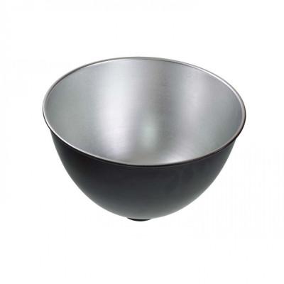 Reflector aluminiu 27cm pentru suport bec E27 foto