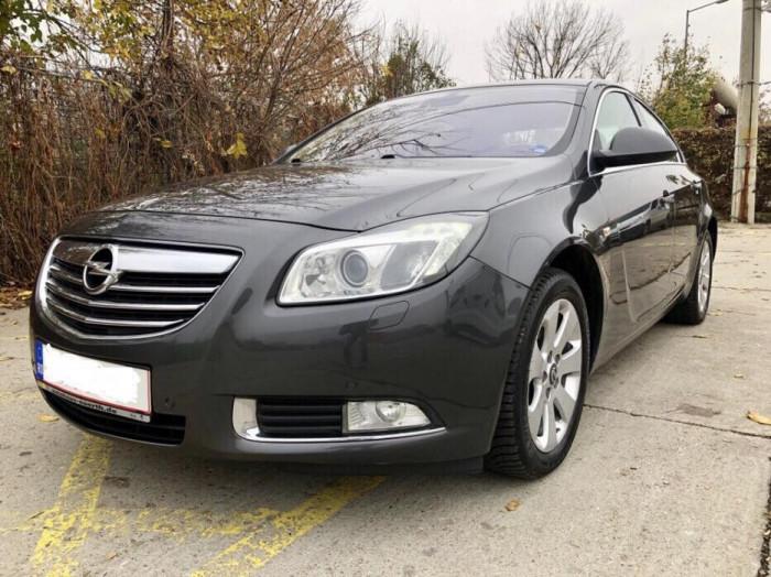 Opel Insignia ~ Limuzina ~ Euro 5 ~ Automata ~ Full Options ~ Adus Germnaia