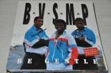 B.V.S.M.P. - Be Gentle (European Club Mix 1988, BCM) disc vinil Maxi Single
