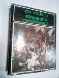 ETNOGRAFIA ROMANEASCA - ION VLADUTIU