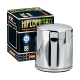 Filtru Ulei HF174 Cromat Hiflofiltro Harley 63793-01K Cod Produs: MX_NEW HF174CPE
