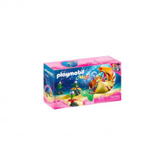 Playmobil Magic - Sirena in gondola melc de mare